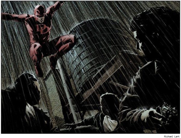 Daredevil game should be made 2