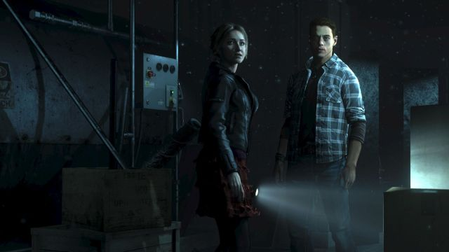 5- Until Dawn