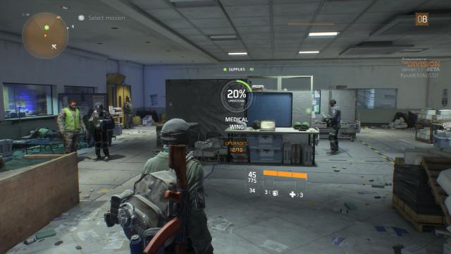 The Division Beta 04