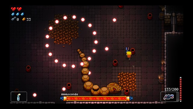 Enter the Gungeon Review 05