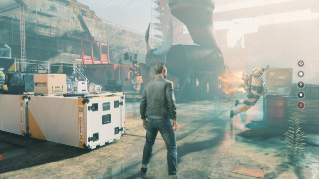 Quantum Break Review 07