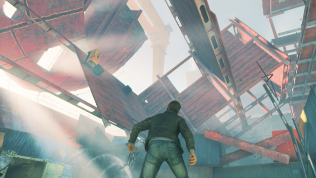 Quantum Break Review 08