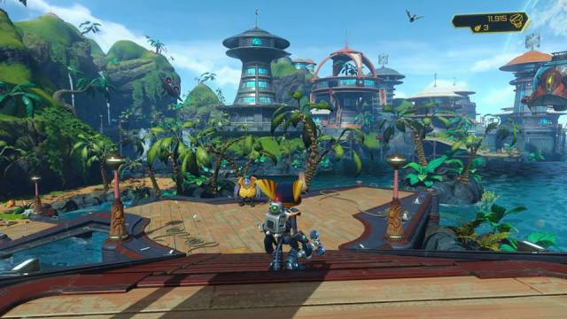 Ratchet and Clank Review 03
